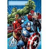Avengers Assemble Plastic Treat Bags (8)