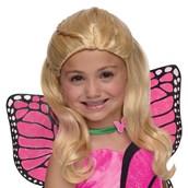 Barbie - Mariposa Kids Wig