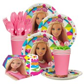 Barbie Sparkle Snack Party Pack