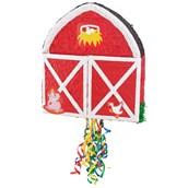 Barn Pull-String Pinata