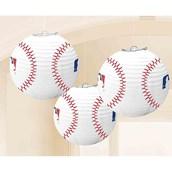 Baseball Lanterns (3)