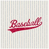 Baseball Time Lunch Napkins