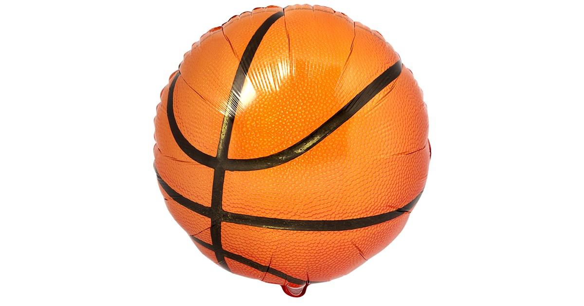 Basketball Foil Balloon Birthdayexpress Com