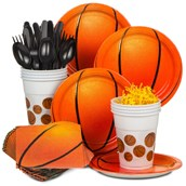Basketball Party Snack Party Pack