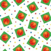 Basketball Plastic Table Cover (1)