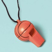 Basketball Whistles (12)