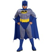 Batman Brave & Bold Deluxe Batman Toddler / Child Costume