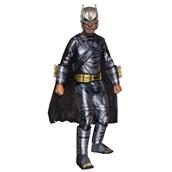 Batman v Superman: Dawn of Justice - Deluxe Batman Armored Kids Costume