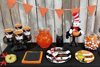 Dr. Seuss Halloween