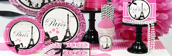 Shop Paris  Eifel Tower Party