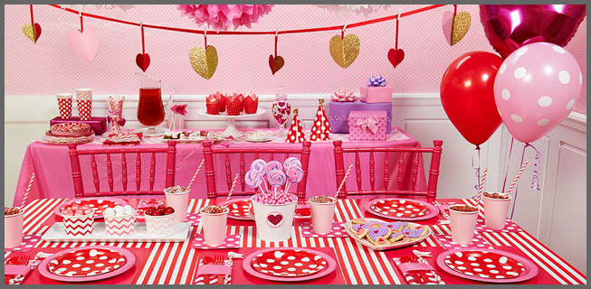 Solid Color and Patterned Party Supplies