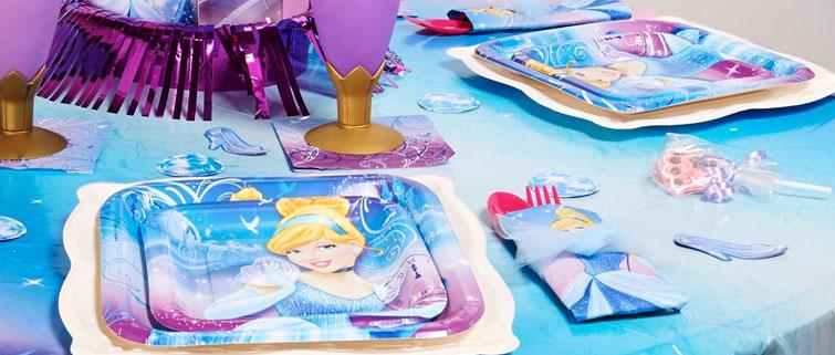 Cinderella Party Supplies Birthdayexpress Com