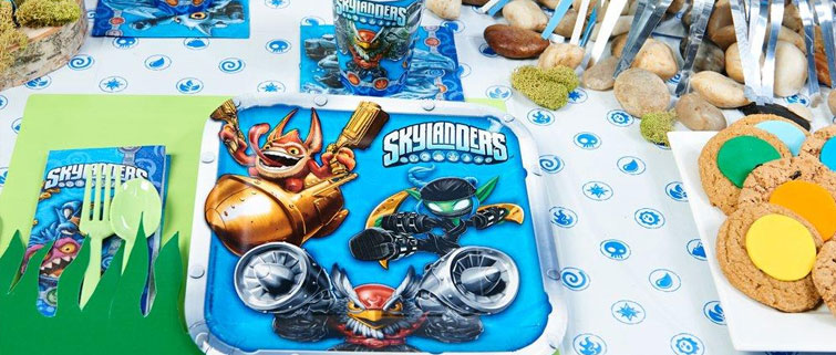 Skylanders Party Supplies Birthdayexpress Com