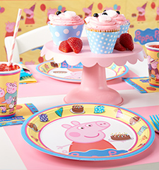 Peppa Pig 1st Birthday ideas