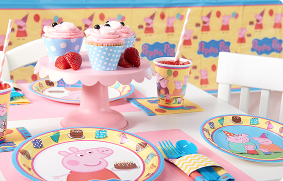 Peppa Pig Lifestyle Photos