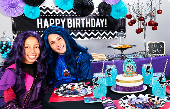 Disney's Descendants Lifestyle Photos