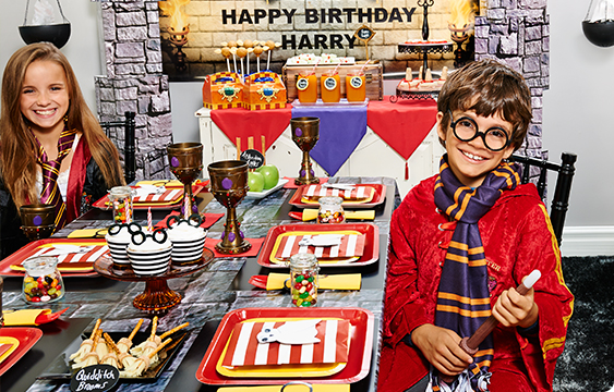 Harry Potter Inspired  Lifestyle Photos