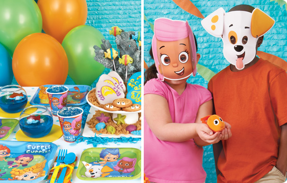 Bubble Guppies Lifestyle Photos