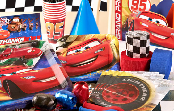 Disney Cars Dream Party Lifestyle Photos
