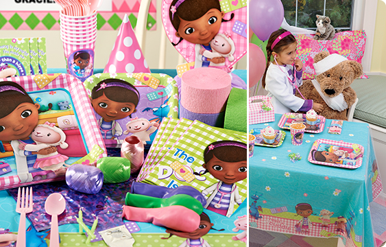 Doc McStuffins Lifestyle Photos