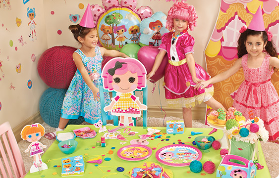Lalaloopsy Lifestyle Photos