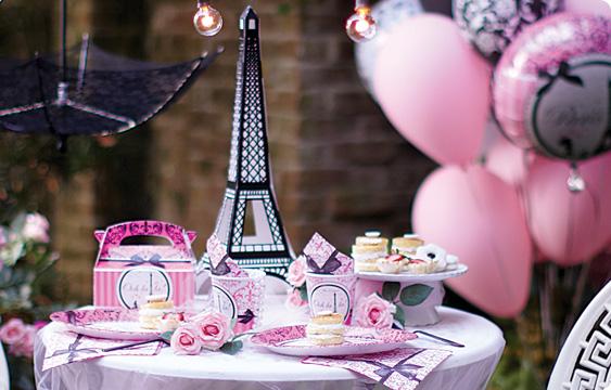 Paris Damask Lifestyle Photos