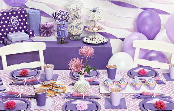 Perfect Purple Lifestyle Photos