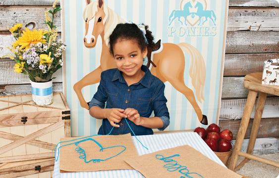 Ponies Lifestyle Photos