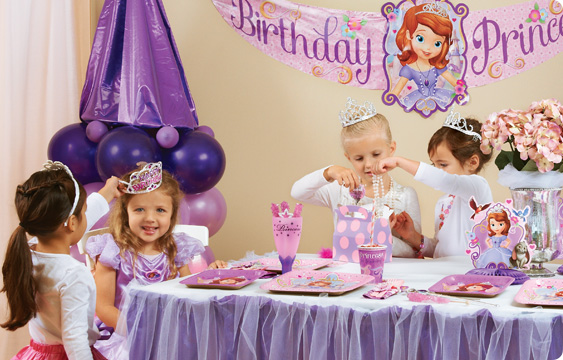 Sofia The First Lifestyle Photos