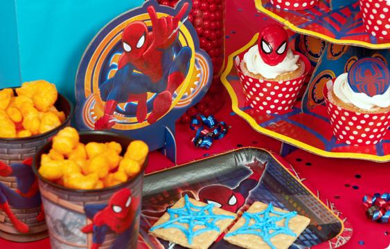 Spiderman Lifestyle Photos