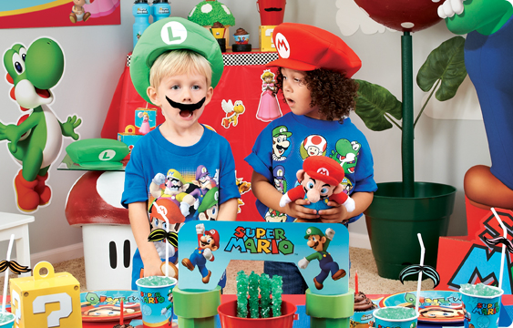Super Mario Party Lifestyle Photos