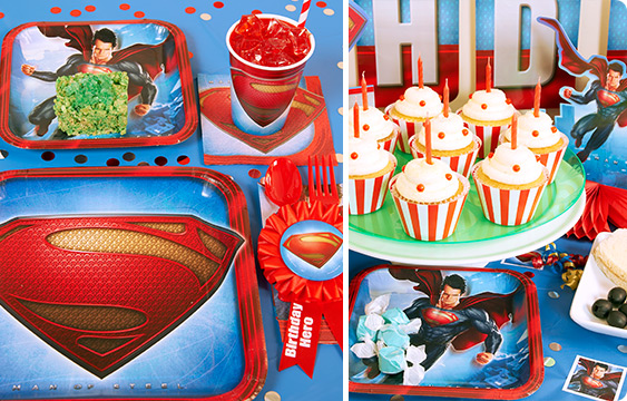 Superman Man of Steel Personalized Lifestyle Photos