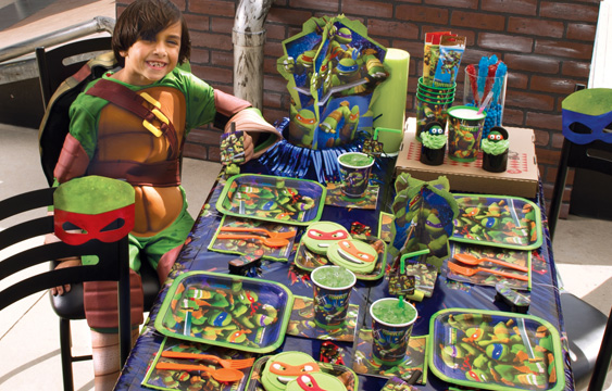 Nickelodeon Teenage Mutant Ninja Turtles Lifestyle Photos