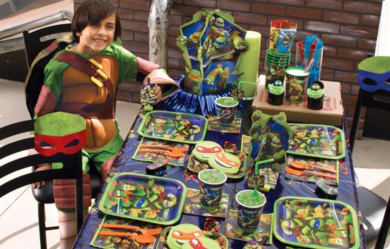 Nickelodeon Teenage Mutant Ninja Turtles Lifestyle Photos