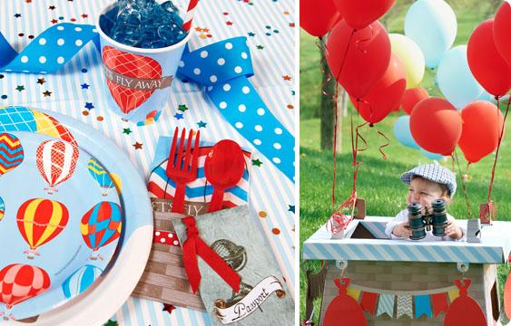 Hot Air Balloon Lifestyle Photos