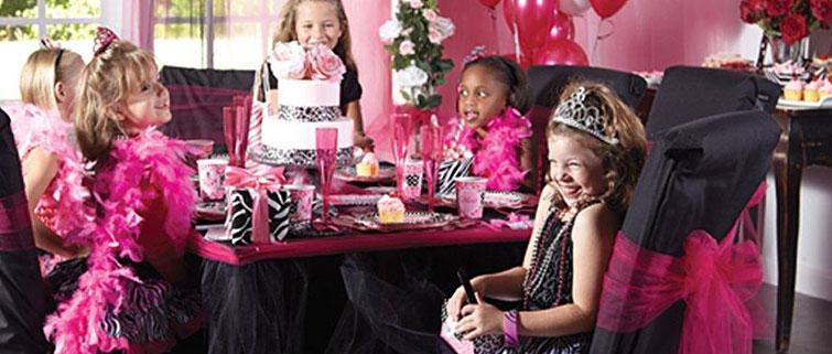 Diva Zebra Print Party Supplies BirthdayExpresscom