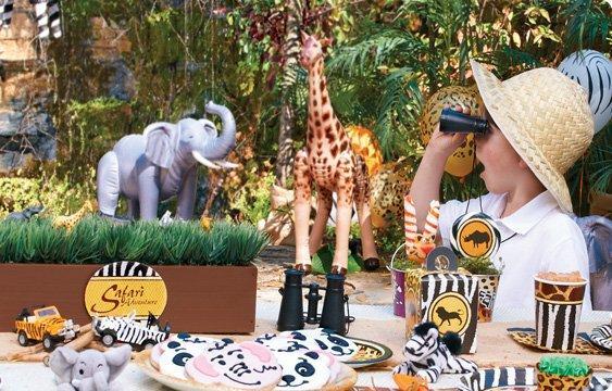 Safari Animal Adventure Lifestyle Photos