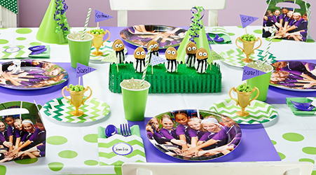 Personalized Birthday party