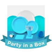 Bermuda Blue Party in a Box