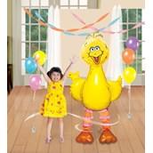 Big Bird AirWalker Jumbo Balloon