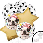 Birthday Dog Balloon Bouquet