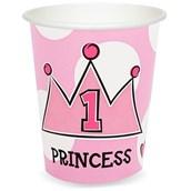 Birthday Princess 1st - 9 oz. Cups