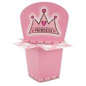 Birthday Princess Centerpiece