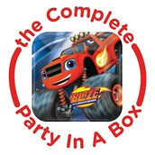 Blaze and the Monster Machines Party in a Box