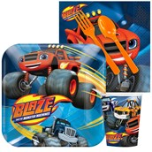 Blaze and the Monster Machines Snack Party Pack