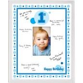 Blue Signature Matte