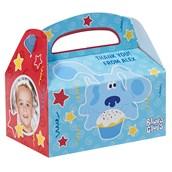 Blue's Clues Personalized Empty Favor Boxes