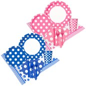 Boy or Girl Dots Party Pack (16)