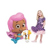 "Bubble Guppies 39"" Airwalker Balloon"
