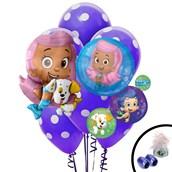 Bubble Guppies Jumbo Balloon Bouquet